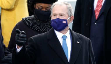 George W. Bush Laments Modern GOP's 'Nativist' Tendencies
