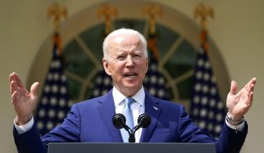 Biden's Unserious Crime Proposal