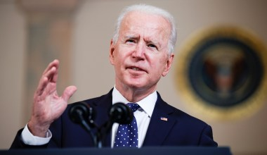 Biden on Effort to Oust Cheney: 'I Don't Understand the Republicans'