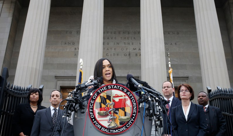 The Baltimore Prosecutor's Plan to Decriminalize Crime