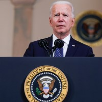 Biden to Pledge to Cut Carbon Emissions in Half by 2030
