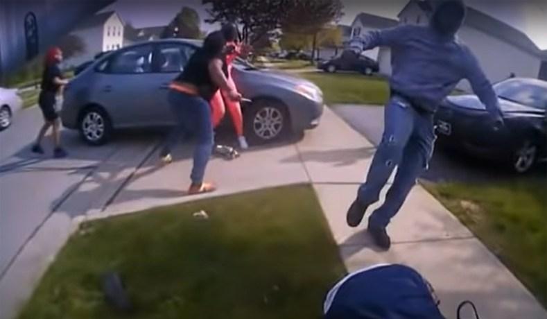Ma'Khia Bryant knife fight