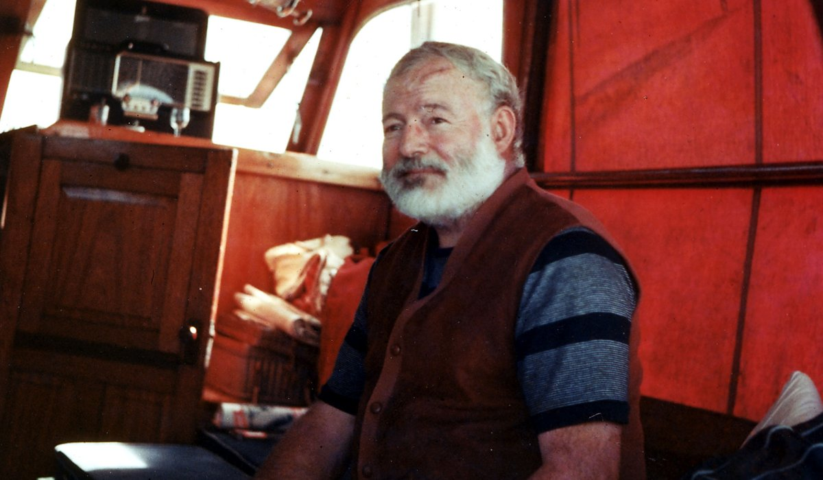The Many Paradoxes of Ernest Hemingway | National Review