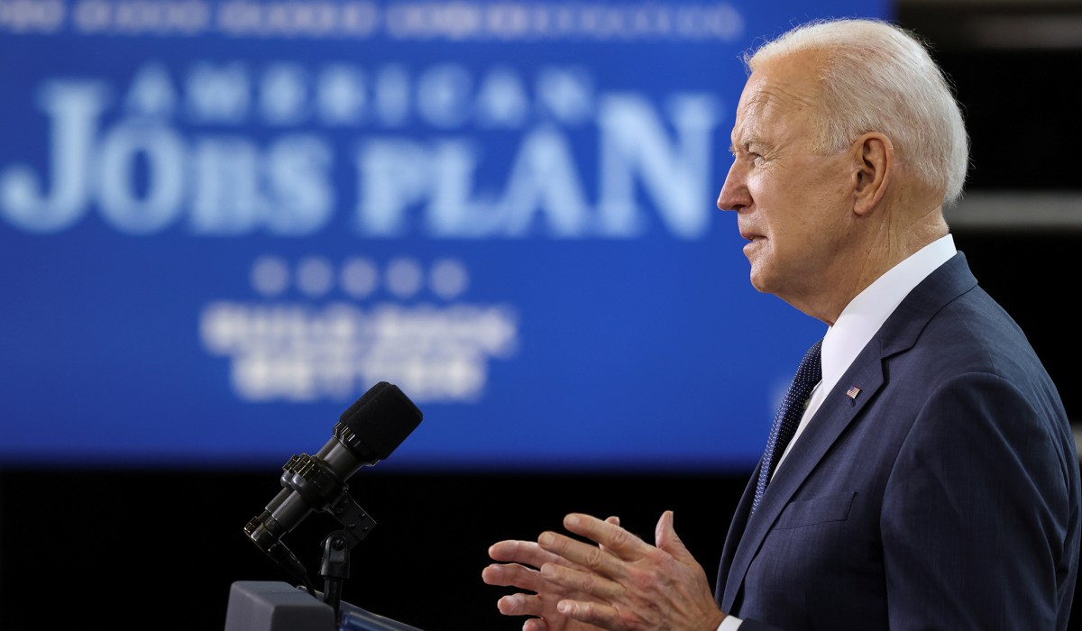 Biden's 'Infrastructure' Plan: If You Build It, You Will Pay | National Review