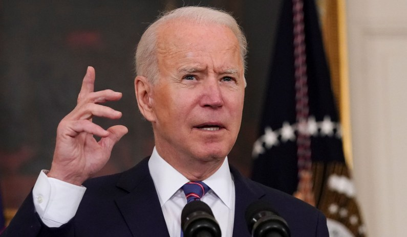 Be Warned: Biden Aims to Outshine Obama as a Progressive Reformer