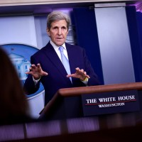 John Kerry Is Being Shielded by a Staggering Double Standard