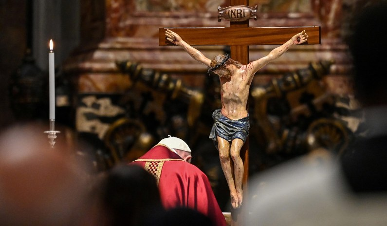 A Minor Grace of the Cross and Easter thumbnail
