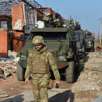 Russia Challenge Remains Even as Ukraine Crisis Abates