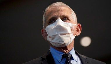 Fauci: Seasonal Mask-Wearing 'Quite Possible'