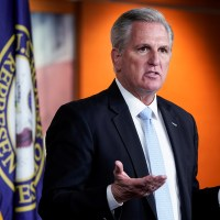 Kevin McCarthy Caught on Hot Mic Saying He's 'Lost Confidence' in Liz Cheney, Predicts Vote to Remove Her