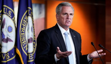 McCarthy: Biden Doesn't Have the 'Energy of Donald Trump'