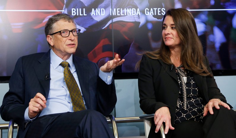 Bill and Melinda Gates Announce They Are Getting Divorced after 27 Years of Marriage thumbnail