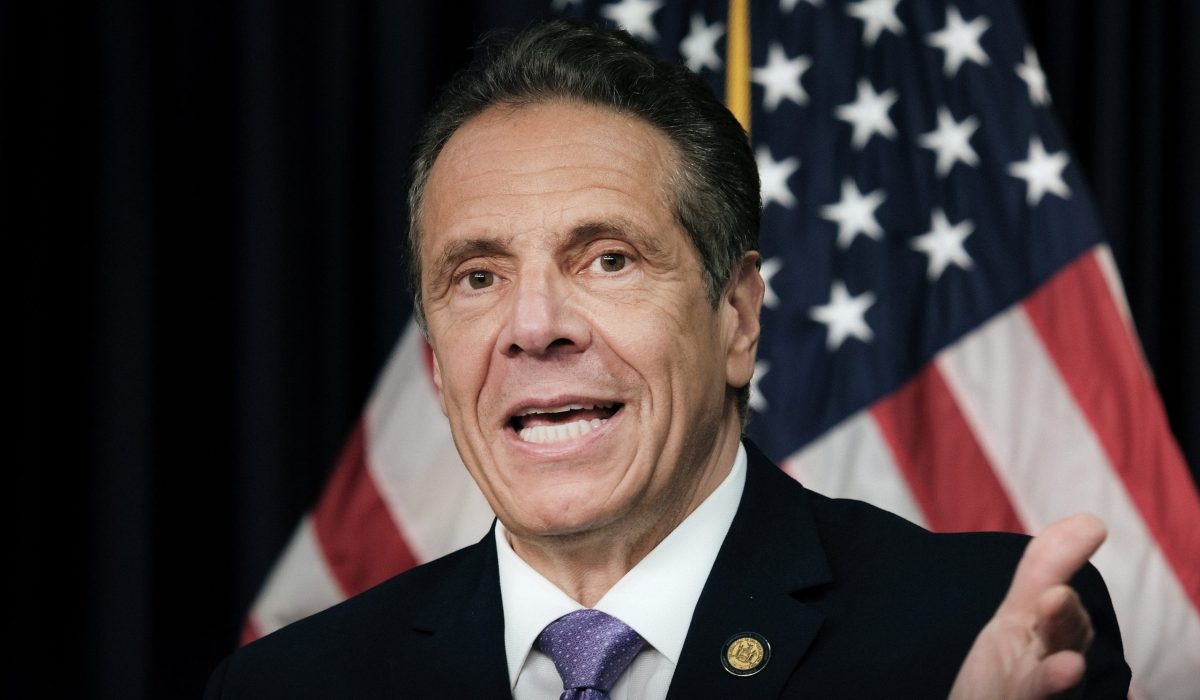Cuomo Claims Order Blamed for Nursing Home Deaths Was 'Smart' | National Review