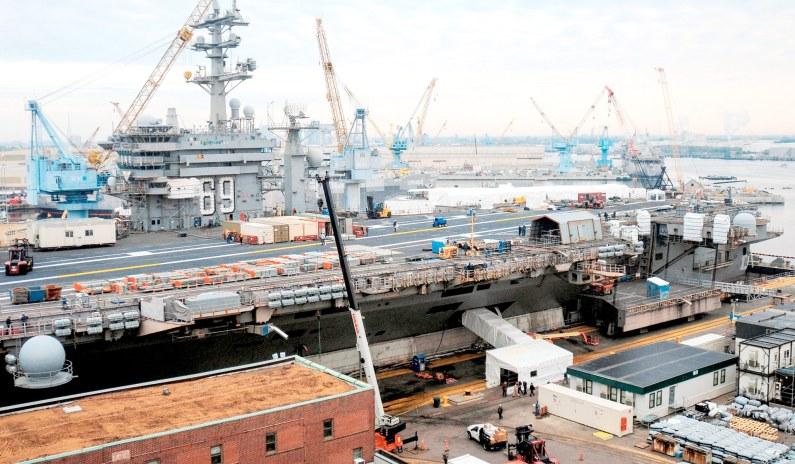 Senators' Case for a Bigger Navy Is Worth Heeding