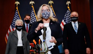 Liz Cheney Is Not the Problem
