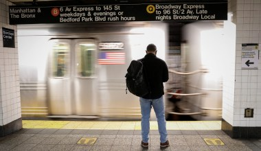 Trains in Vain: The Uncertain Outlook for Public Transit after COVID-19