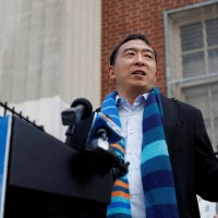 Andrew Yang Apologizes for Tweet Supporting Israel amid Hamas Attacks