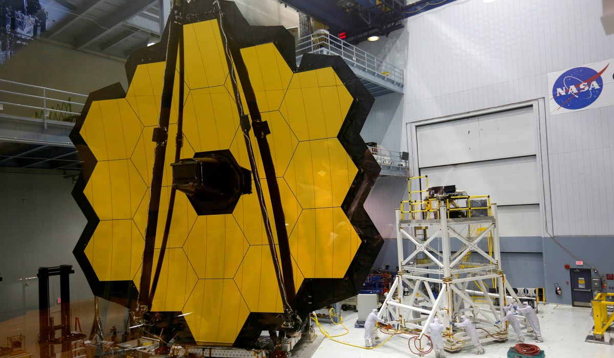 NASA's New Telescope Is a Black Hole for Taxpayer Money   National Review