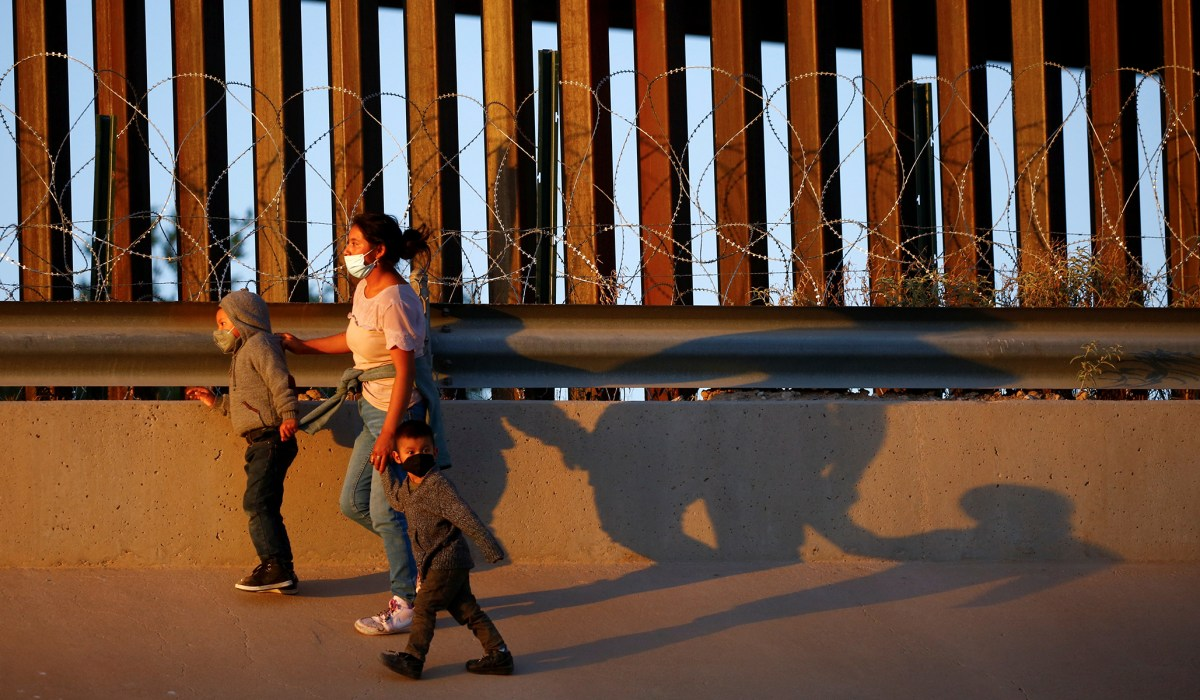White House Considers Ending COVID-Inspired Migrant Family Expulsions: Report | National Review