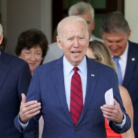 Biden Announces 'We Have a Deal' on Bipartisan Infrastructure Package