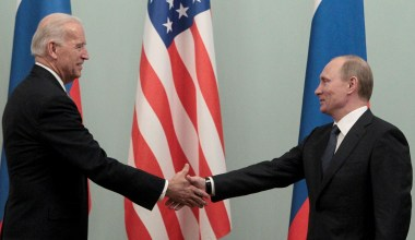 Biden Meets with Putin for the First Time Since Taking Office