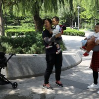 China Weighs Ending All Limits on Childbirth: Report