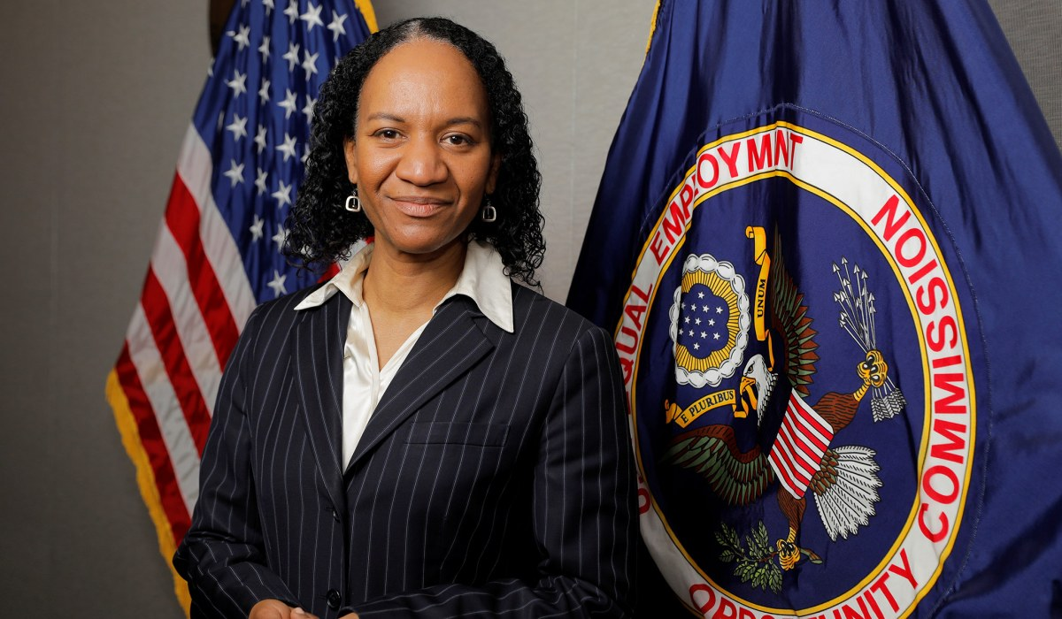Breaking: EEOC Chairwoman Unilaterally Issues Gender Guidelines   National Review