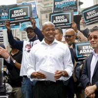 Head-Spinning Day for the Left: A Cop to Run New York City?