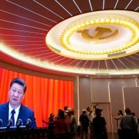 China Clobbers Crypto