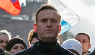 Russian Authorities Block Alexei Navalny's Website before Parliamentary Election