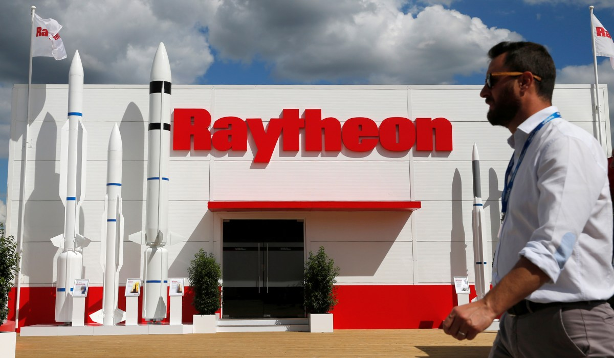 Raytheon held an anti-racism program    National review