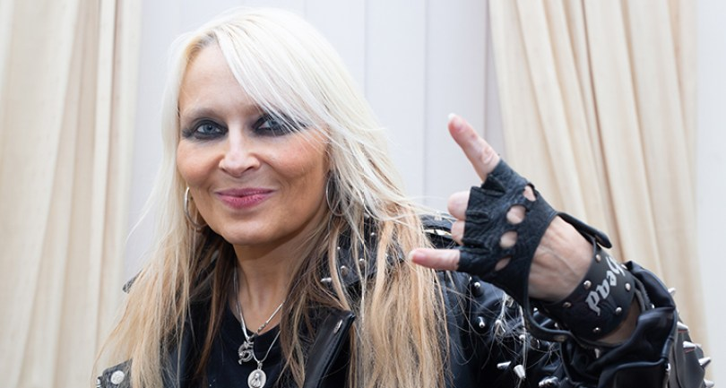 A Few Moments With Doro Pesch - National Rock Review