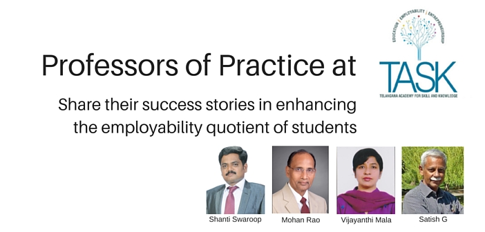 Professors of Practice TASK