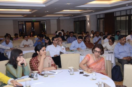 CII Event on youth mobilisation for skill development 1