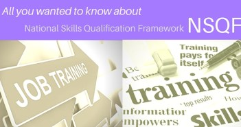 National Skills Qualification Framework NSQF