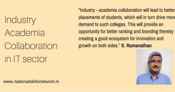 Industry academia collaboration IT Sector