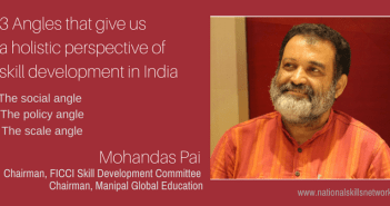 mohandas-pai-on-skill-development