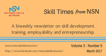 Skill Development News Digest – 010317
