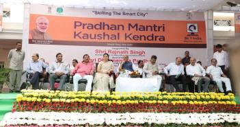 PMKK skilling Smart Cities