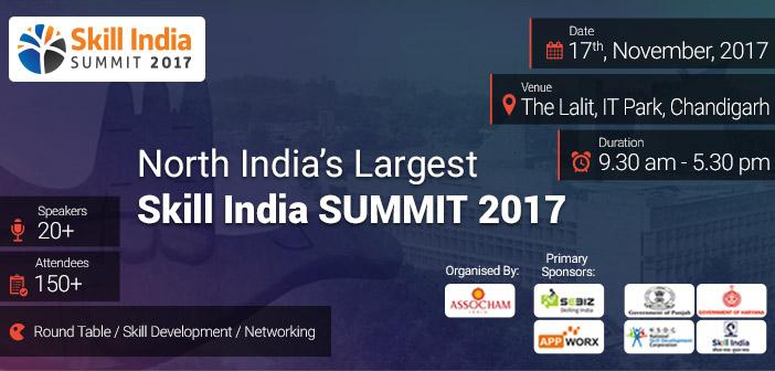 Skill India Summit Chandigarh
