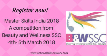 Beauty and Wellness SSC competition 2018