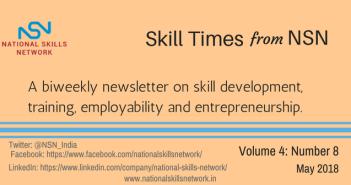 Skill development news digest 060518