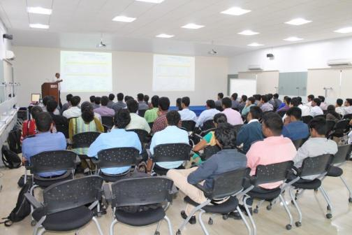 Automotive skill development TVS institute
