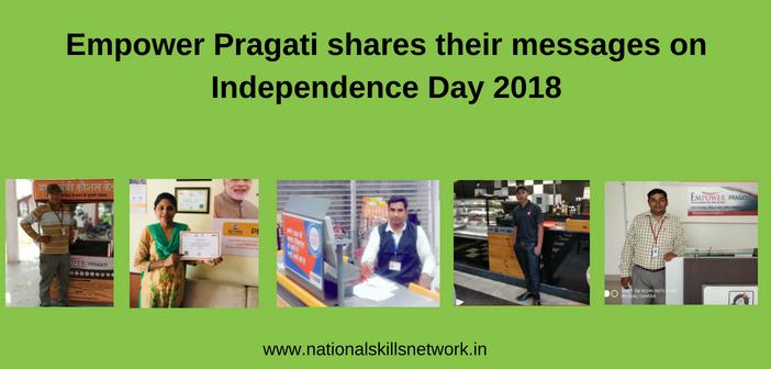 Empower Pragati Independence Day