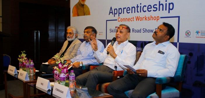 Apprenticeships roadshow Pune