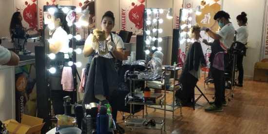 Hairdressing IndiaSkills 2018
