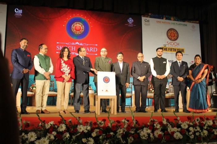 ILFS Education SKOCH Award