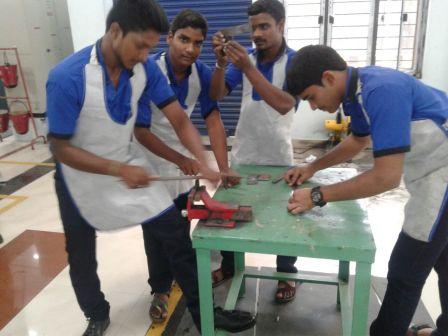 SDI Visakhapatnam -students