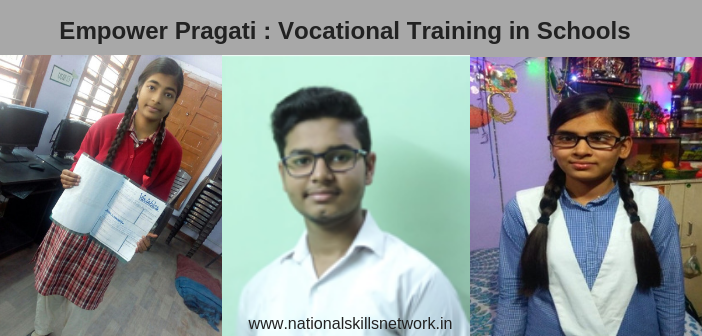 Empower Pragati _ Vocational Training in Schools
