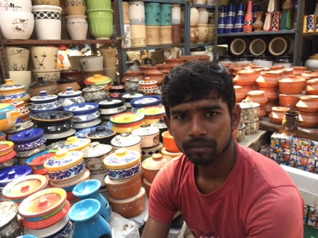 Khurja Pottery Shilparamam